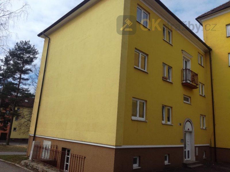 Byt o velikosti 2+1 v obci Žďár nad Sázavou