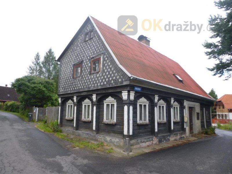 Dražba RD ve Šluknově, okres Děčín