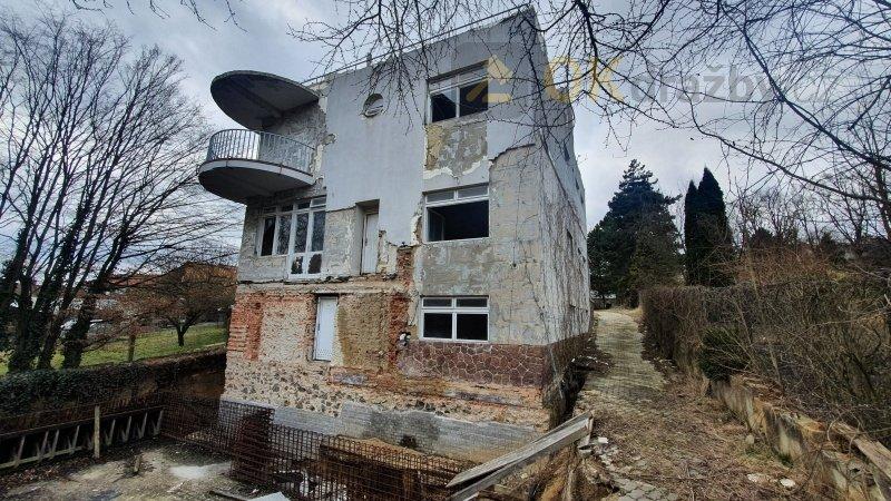 Rodinný dům č.p. 30 v ulici Tumaňanova v Brně -