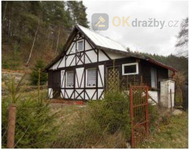 Dražba chaty v obci Svatava okres Sokolov