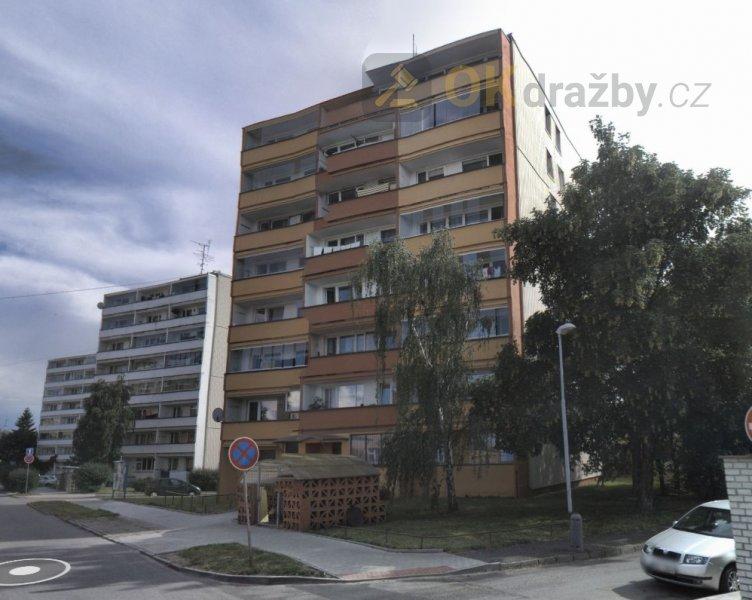 Připravovaná dražba bytové jednotky 2+1 Kralupy