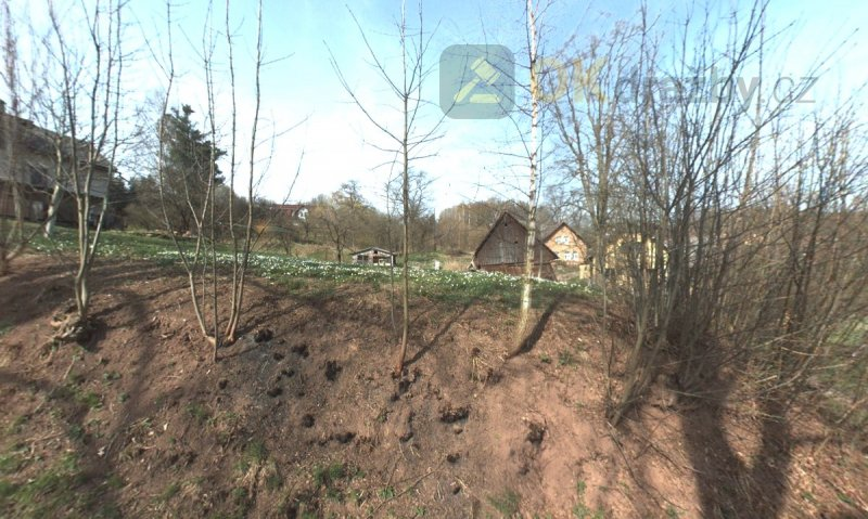 Pozemek  306m, zahrada - Benešov u Semil