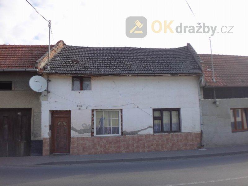 Podíl na rodinném domě v obci Kojetín, okr. Přerov