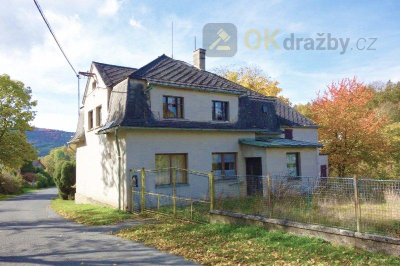 Dražba RD v obci Třemešná okres Plzeň