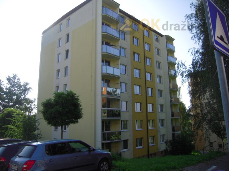 id. 1/2 bytu 3+1 v Třebíči, okr. Třebíč