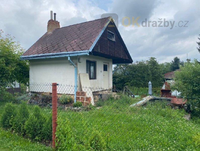 Rekreační chata s pozemky 20 711m Rokycany