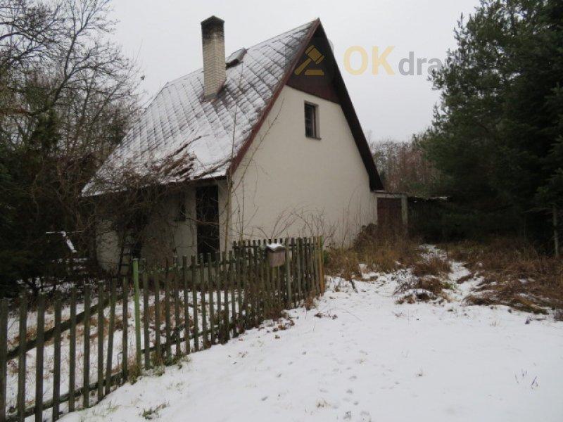 Rekreační chata v obci Bor, okres Málkovice,