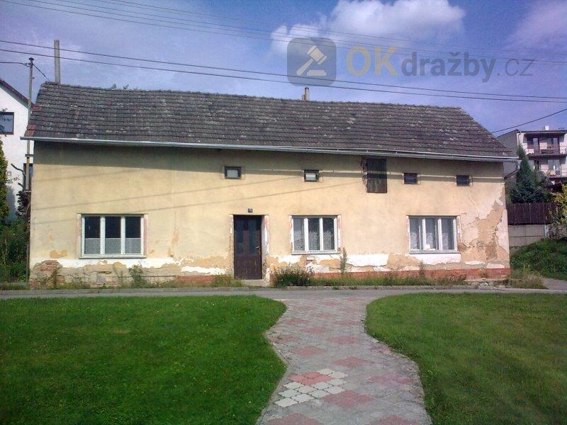 Rodinný dům v obci Hostišová, okr. Zlín