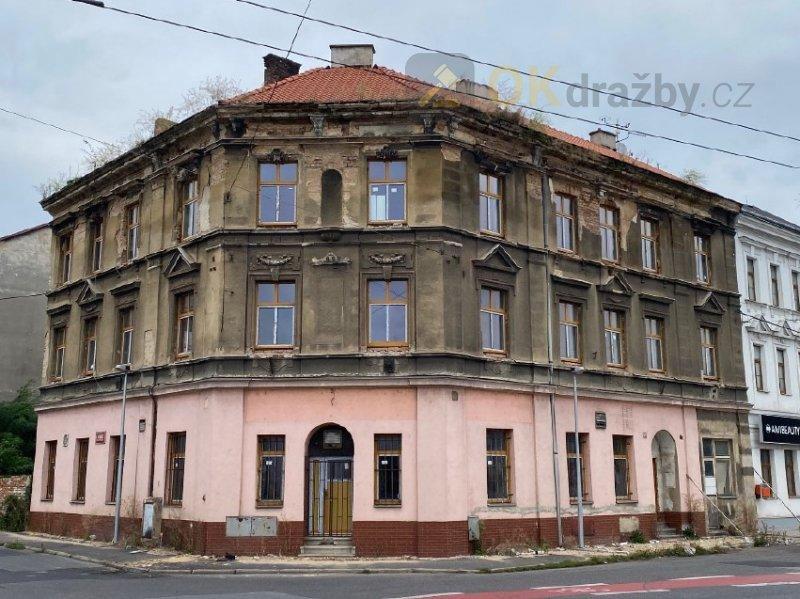 Komerční nemovitost Ústí nad Labem